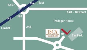 Isca Map