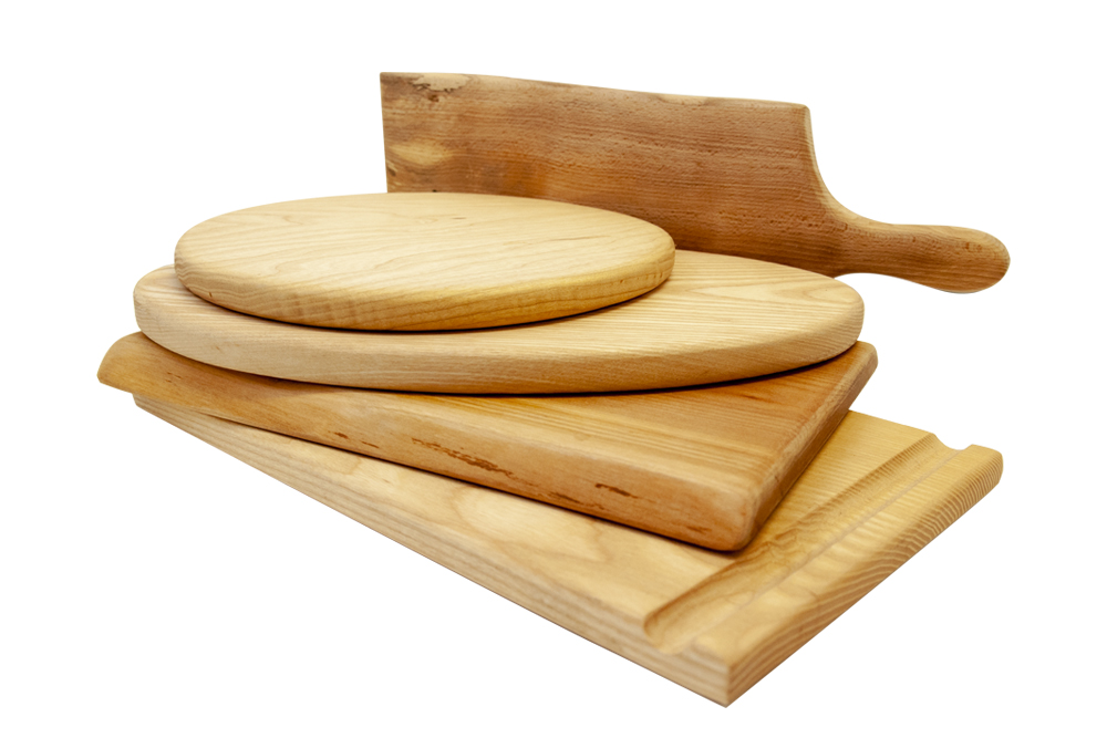 ISCA Woodcrafts Cheese Cutting Boards