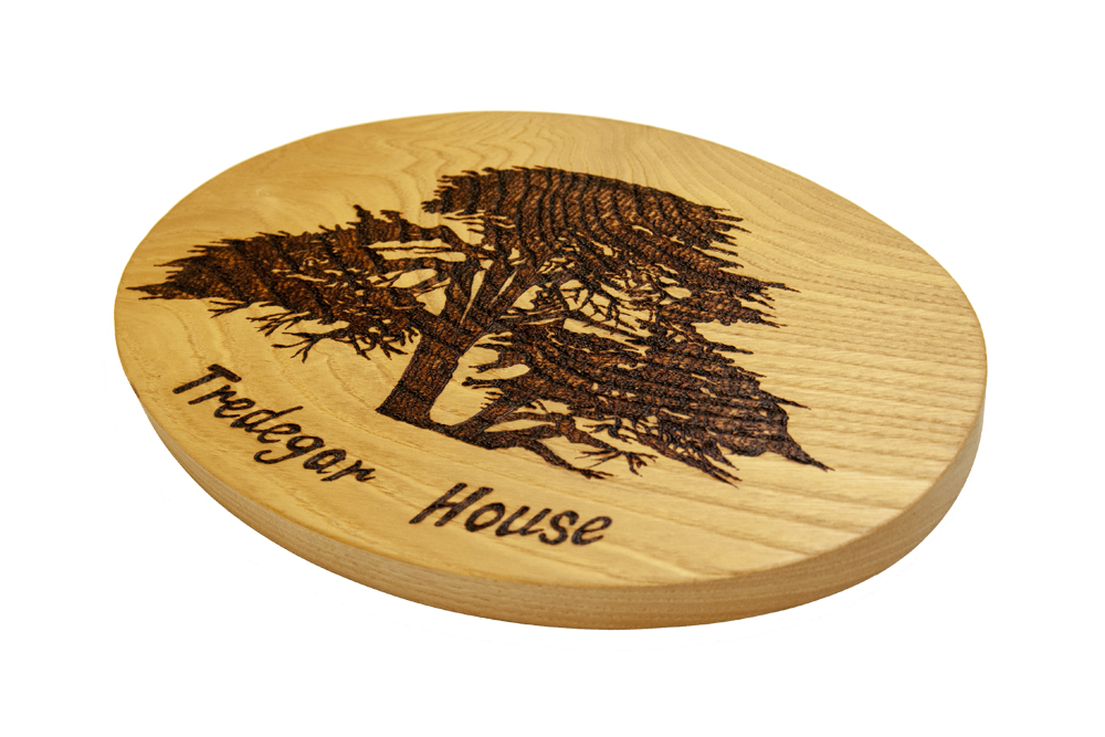 ISCA Woodcraft pyrography