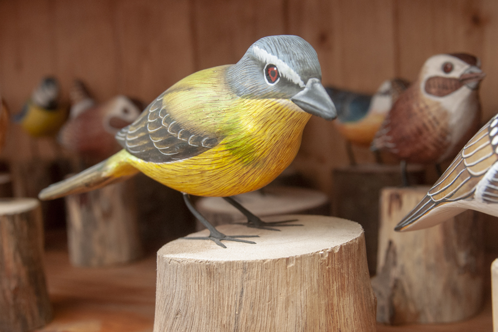 ISCA Woodcraft birds